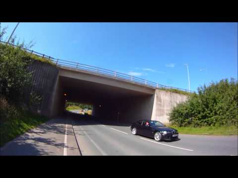 Supercar Drive by -- Lamborghini Aventador