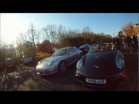 Preston Supercar meet Feb 2013