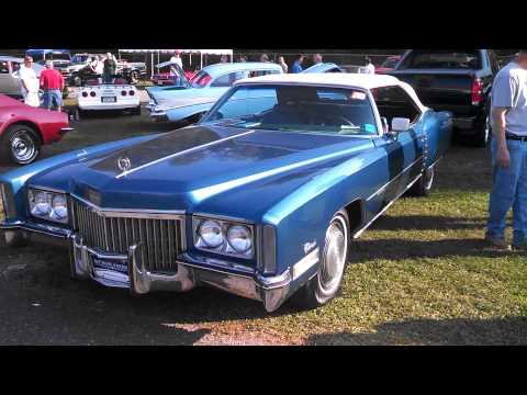 2013 Fall Carlisle flea market and collector car auction