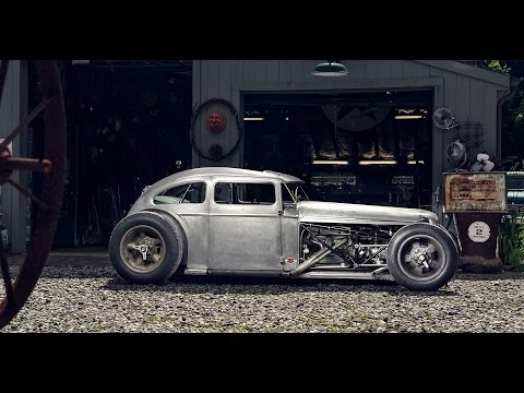 [RxSpeed] The Ultimate Custom Bonneville Salt Flats' Hot Rod Build