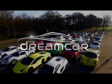 Official Trailer - The Dreamcar Event - CONTAINS FLASHING IMAGES
