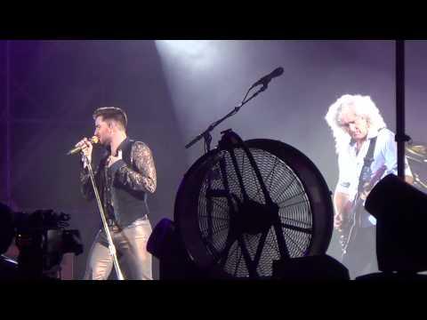 I Was Born To Love You_Queen+Adam Lambert_SupersonicKorea 2014_140814_@잠실운동장.MOV