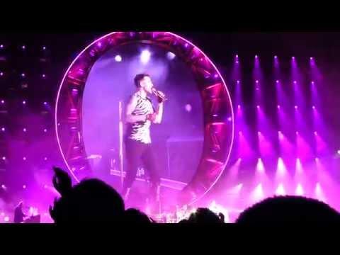 Queen+Adam Lambert - I Was Born To Love You in Osaka, Japan 2014-08-16