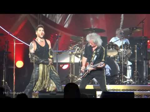 Fireflies - Tribute to Adam Lambert and Brian May