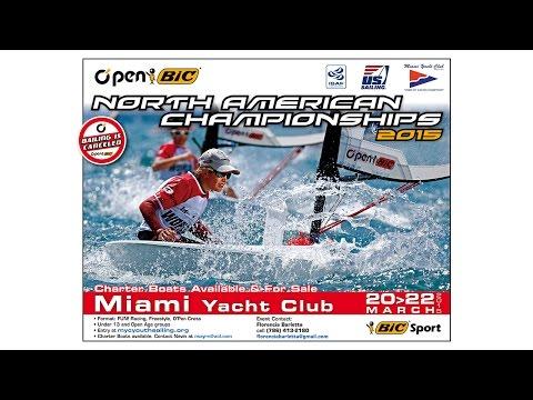 2015 O'pen BIC North American Championships - Miami, FL