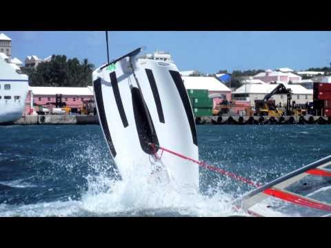 2014 O'pen BIC North American Championships - Bermuda