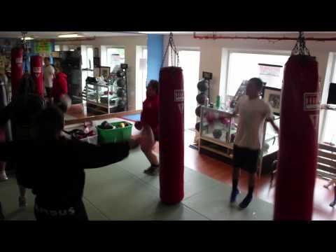 Babyface Boxing Pacifica