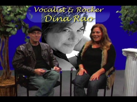 Dina Rao - Vocalist & Rocker Interview