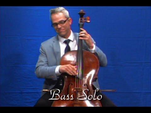 Cellist Alex Kelly - Three of Me
