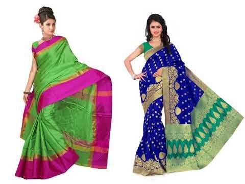 Wide Collection Of Banarasi Sarees