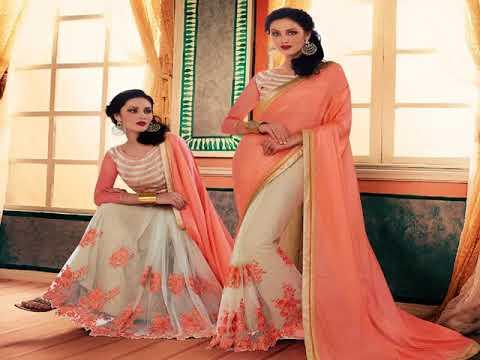 Buy Georgette Sarees At Best Price On This Diwali