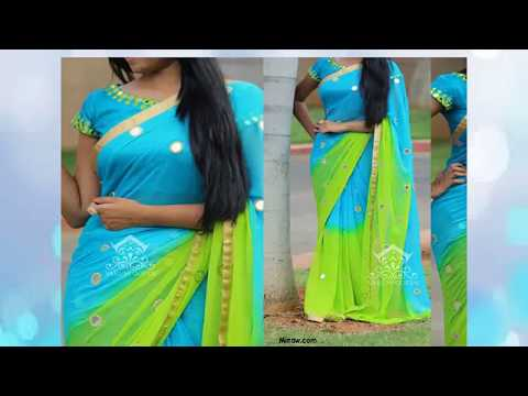 New Net Saree Collection
