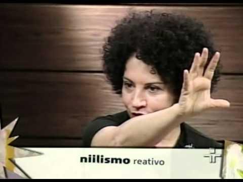 Especial Nietzsche - Viviane Mosé - Café Filosófico (Exibido dia 29.03.2009).avi