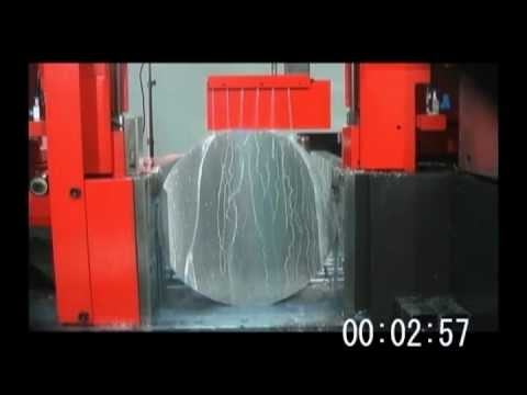 Amada PCSAW530X and AXCELA Blade