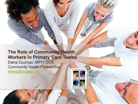 Emerging Health Career Spotlight: Community Health Workers