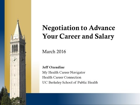 Effective Strategies and Tips for Salary and Career Negotiation