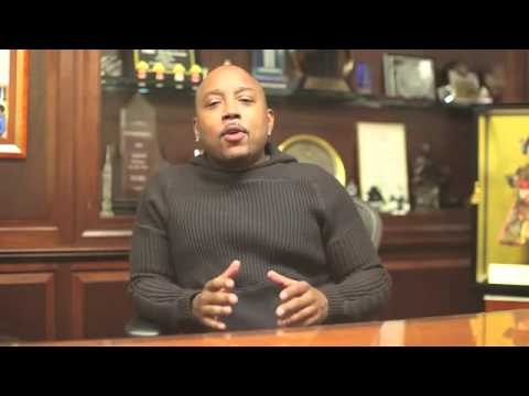 "Daymond John, ""Shark Tank Investor"", Business Speaker: Provides Branding Tips"