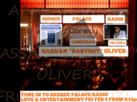 GEEQUE PALACE RADIO PREVIEW VIDEO FOR EPISODE ON FEB 8 2013