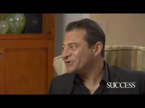 "Peter Diamandis asks entrepreneurs ""What's your passion?"""