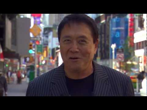 Robert Kiyosaki's New #Financial Advice