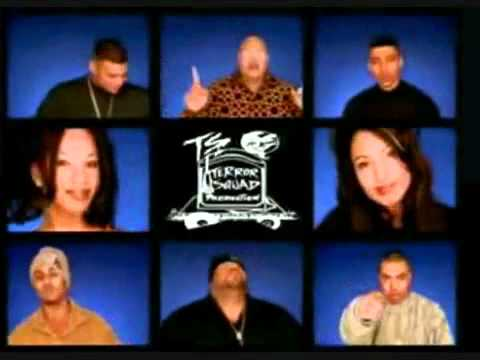 Big Pun (Ft. Terror Squad) - Bet ya man can't VIDEO