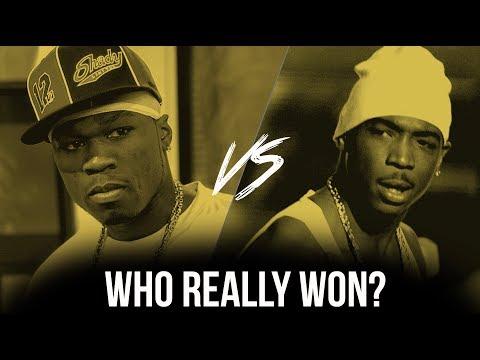 50 Cent Vs. Ja Rule: Who REALLY Won?