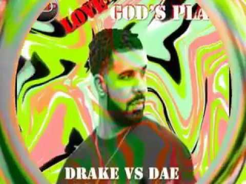 """Drake  - """"God's Plan""""  feat. Dae Prezidente"""