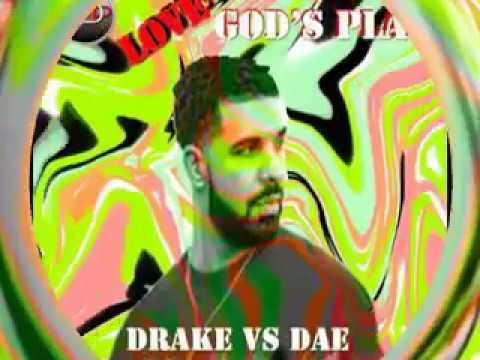"Drake  - ""God's Plan""  feat. Dae Prezidente"