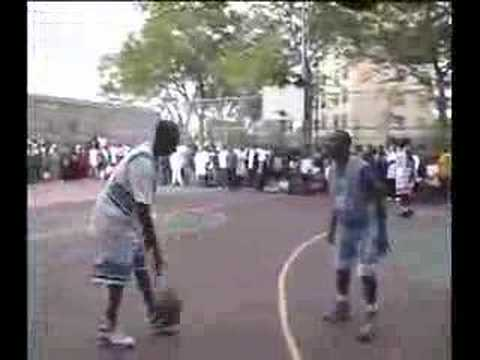 Sebastian Telfair NYC Streetball HighLights