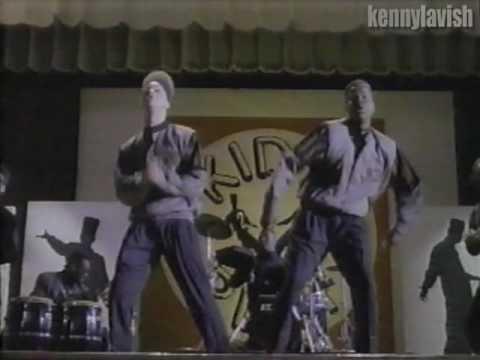 Kid N' Play - Rollin' With Kid N' Play (Video)