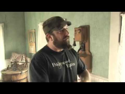 Villisca Murder House Tour -- KCRG TV-9 Reports on the 100 Year Anniversary