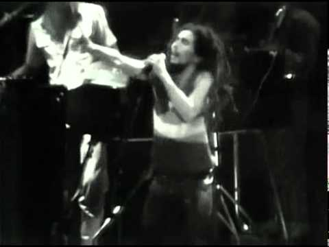 Bob Marley & the Wailers - Get Up, Stand Up  11- 30, 1979 Oakland Guests Donald Kinsey and Ron Wood