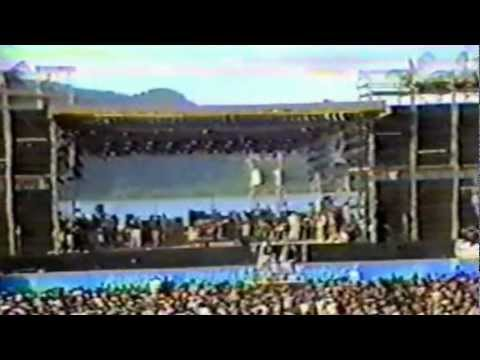 "Donald Kinsey W/ PETER TOSH @ MOBAY 82 @ NO TIMEBAR VERSION   """" FULL CONCERT """""