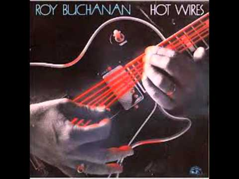 Donald Kinsey W/ ROY BUCHANAN - The Blues Lover