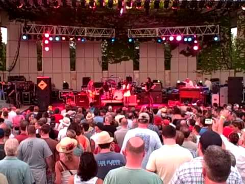 Gov't Mule with Donald Kinsey, Meijer Gardens, Grand Rapids, MI 6/28/12