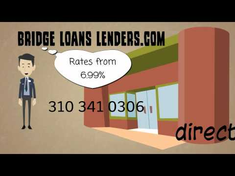 Commercial Bridge Loan Rates 6.99% Direct Lender