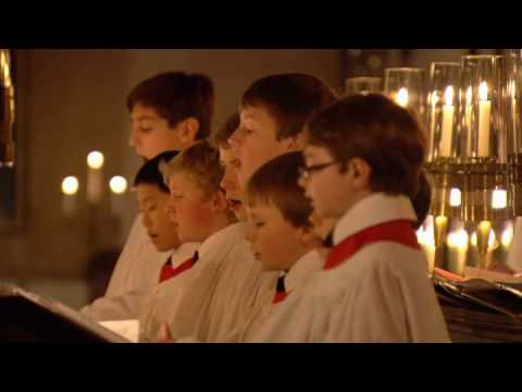 Ave Verum Corpus (Mozart) -  King's College, Cambridge