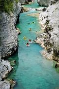 Isonzo presso Caporetto (Slovenia)