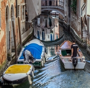 Quotidianità a Venezia.