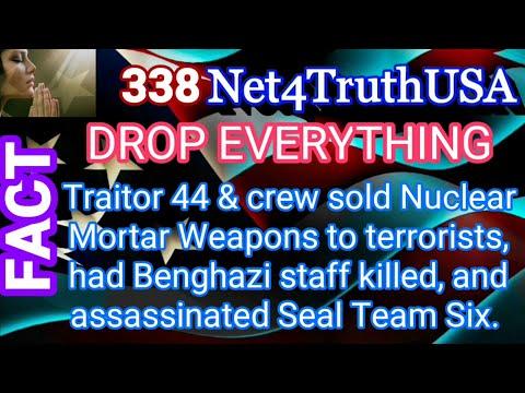 #Net4TruthUSA 338 — Drop Everything CRITICAL INTEL