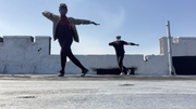 Works & Process at the Guggenheim Celebrates New York City Pride - Inside the Beat with Les Ballet Afrik
