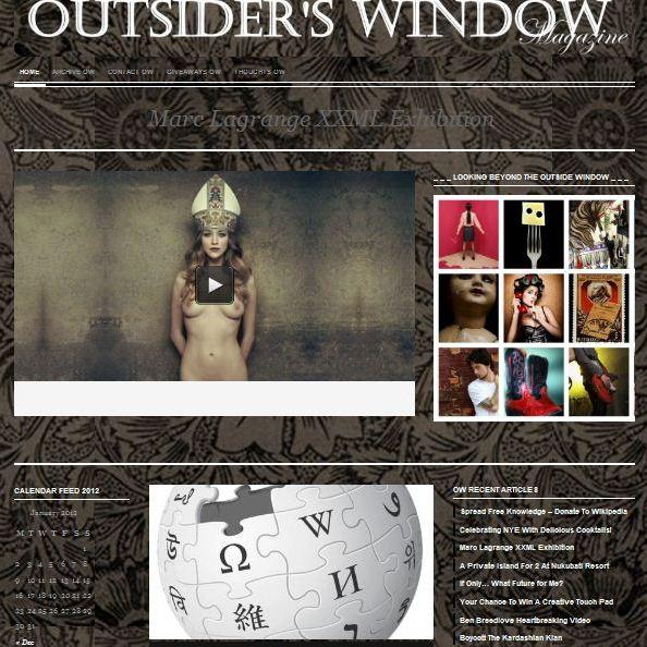 Outsider's Window