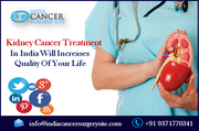 Kidney Cancer Treatment In India Will Increases Quality Of Your Life