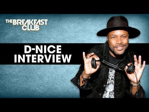D-Nice Talks Club Quarantine Impact, Mental Health + The Healing Power Of Music