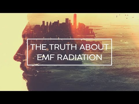 WHAT THE TELECOM INDUSTRY WON'T TELL YOU ABOUT EMF RADIATION