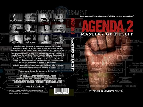 AGENDA 2: Masters of Deceit (FREE until July 4th!) Please subscribe and share!