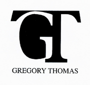 GREGORY THOMAS COLLECTION Roderick G. Thomas