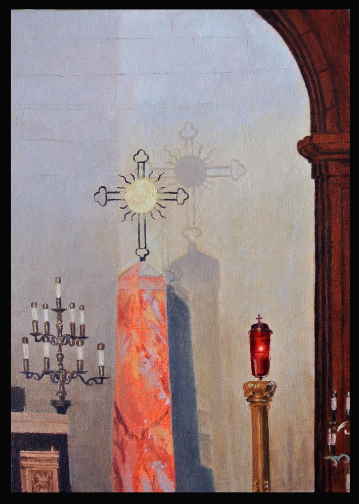 Sun Cross, Mission Dolores