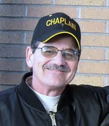 Chaplain Dennis Fruzza