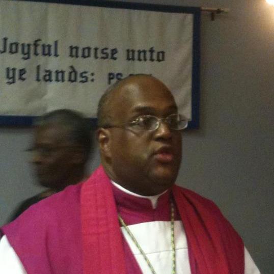 Bishop Otha Bell